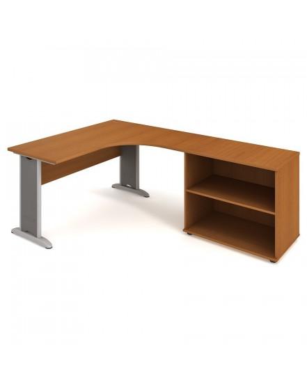 sestava leva 160cm 1 - Delso - dětský, kancelářský a bytový nábytek