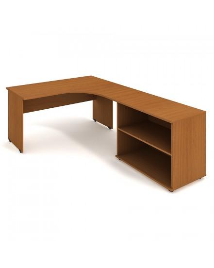 sestava leva 160cm - Delso - dětský, kancelářský a bytový nábytek
