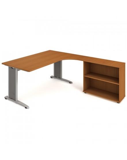 sestava leva 180cm 11 - Delso - dětský, kancelářský a bytový nábytek