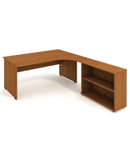 sestava leva 180cm - Delso - dětský, kancelářský a bytový nábytek