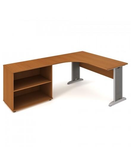 sestava prava 160cm 1 - Delso - dětský, kancelářský a bytový nábytek