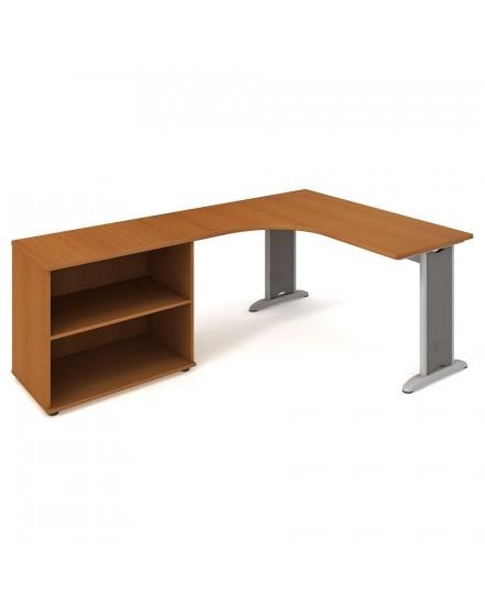 sestava prava 160cm 3 - Delso - dětský, kancelářský a bytový nábytek