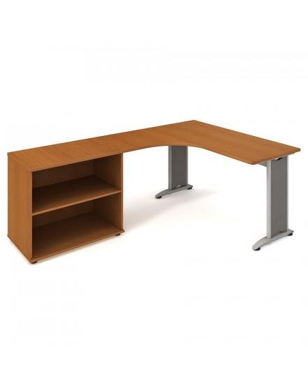 sestava prava 160cm 4 - Delso - dětský, kancelářský a bytový nábytek