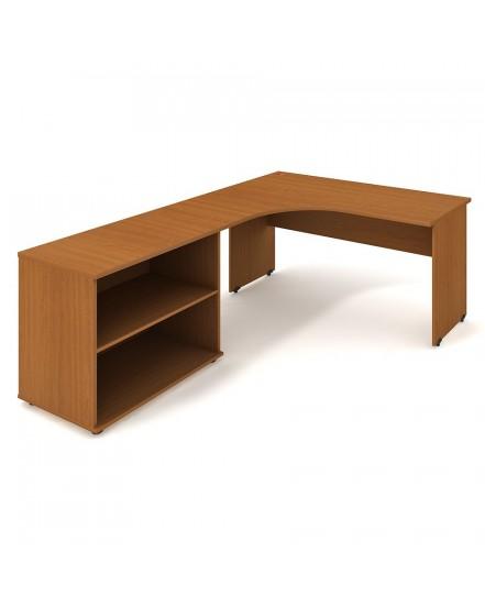 sestava prava 160cm - Delso - dětský, kancelářský a bytový nábytek