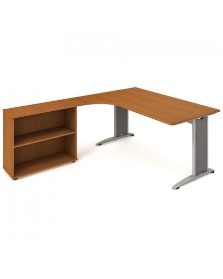 sestava prava 180cm 8 - Delso - dětský, kancelářský a bytový nábytek