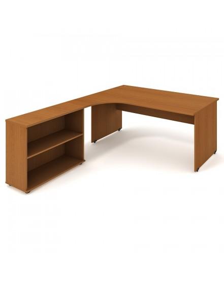 sestava prava 180cm - Delso - dětský, kancelářský a bytový nábytek