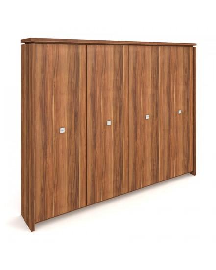 skrin ctyrdverova s vesakem zavrena 1 - Delso - dětský, kancelářský a bytový nábytek