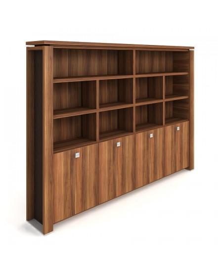 skrin ctyrdverova zavrena otevrena 2 - Delso - dětský, kancelářský a bytový nábytek