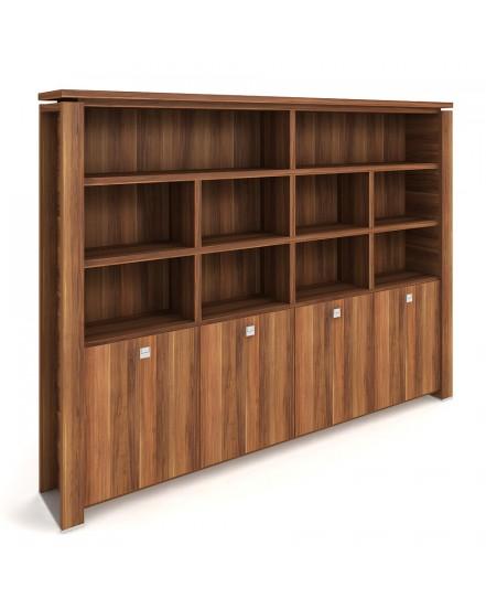 skrin ctyrdverova zavrena otevrena 3 - Delso - dětský, kancelářský a bytový nábytek