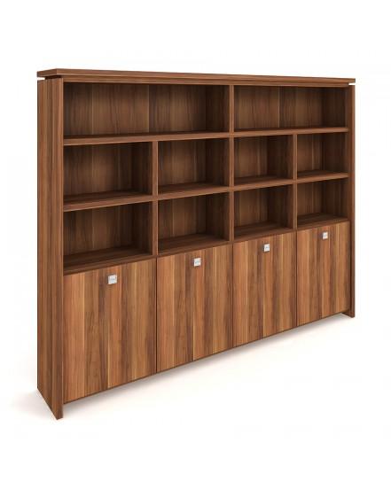 skrin ctyrdverova zavrena otevrena - Delso - dětský, kancelářský a bytový nábytek