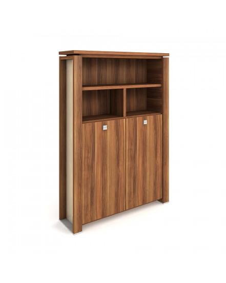 skrin dvoudverova s vesakem zavrena otevrena 1 - Delso - dětský, kancelářský a bytový nábytek