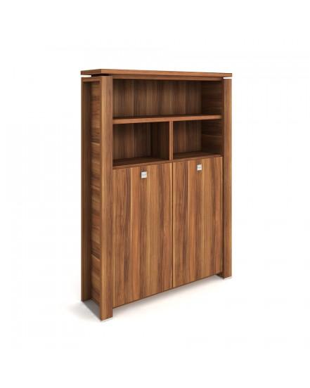 skrin dvoudverova s vesakem zavrena otevrena 3 - Delso - dětský, kancelářský a bytový nábytek