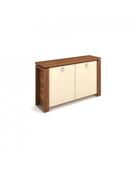 skrin dvoudverova sklenene dvere 6 - Delso - dětský, kancelářský a bytový nábytek