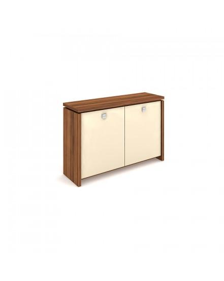 skrin dvoudverova sklenene dvere - Delso - dětský, kancelářský a bytový nábytek