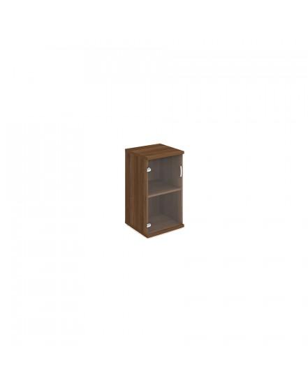 skrin oh 2 40cm sklenene dvere leva - Delso - dětský, kancelářský a bytový nábytek