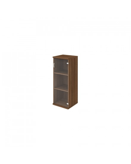 skrin oh 3 40cm sklenene dvere prava - Delso - dětský, kancelářský a bytový nábytek