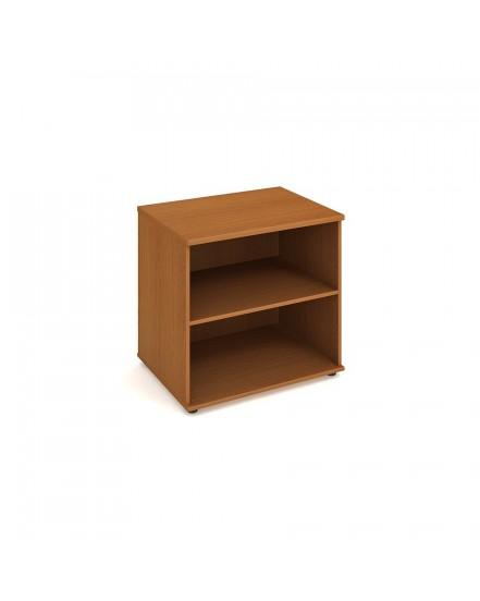 skrin otevrena stolova 80cm napric - Delso - dětský, kancelářský a bytový nábytek