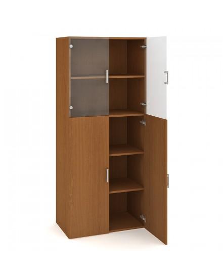 skrin polic dverova 18580cm 1 - Delso - dětský, kancelářský a bytový nábytek