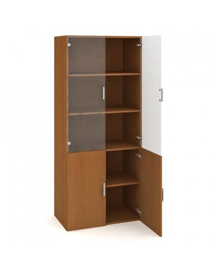 skrin polic dverova 18580cm 2 - Delso - dětský, kancelářský a bytový nábytek