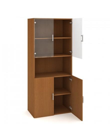 skrin polic dverova 18580cm - Delso - dětský, kancelářský a bytový nábytek