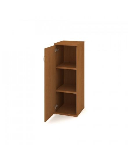skrin policova dverova 115240cm 1 - Delso - dětský, kancelářský a bytový nábytek
