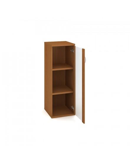 skrin policova dverova 115240cm 2 - Delso - dětský, kancelářský a bytový nábytek