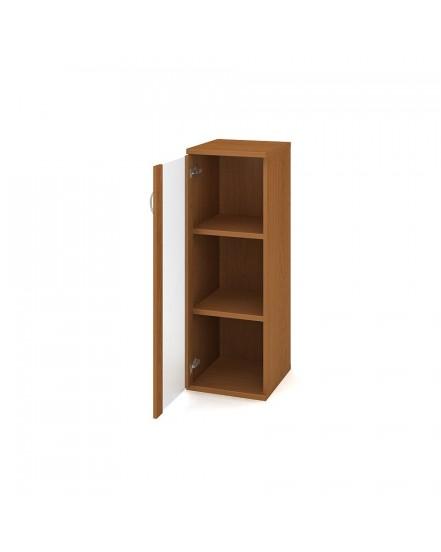 skrin policova dverova 115240cm 3 - Delso - dětský, kancelářský a bytový nábytek