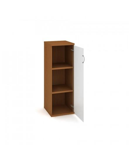 skrin policova dverova 115240cm 4 - Delso - dětský, kancelářský a bytový nábytek