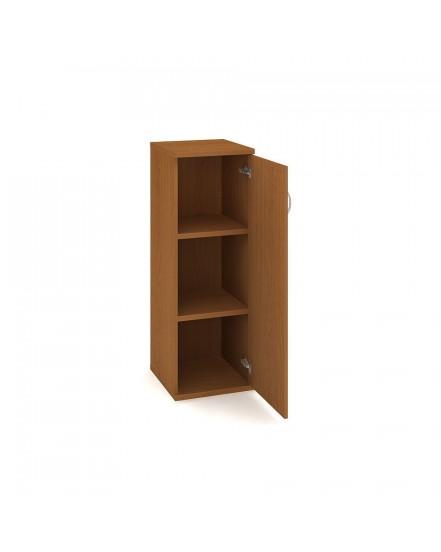 skrin policova dverova 115240cm - Delso - dětský, kancelářský a bytový nábytek