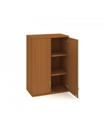 skrin policova dverova 115280cm 6 - Delso - dětský, kancelářský a bytový nábytek