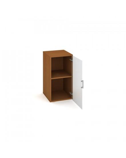 skrin policova dverova 7440cm 1 - Delso - dětský, kancelářský a bytový nábytek