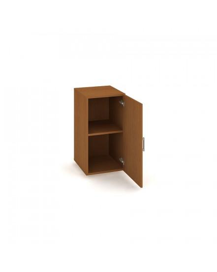 skrin policova dverova 7440cm - Delso - dětský, kancelářský a bytový nábytek