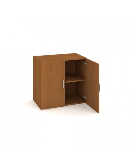 skrin policova dverova 7480cm - Delso - dětský, kancelářský a bytový nábytek