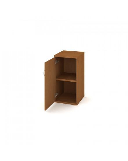 skrin policova dverova 76840cm 1 - Delso - dětský, kancelářský a bytový nábytek