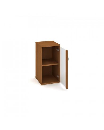 skrin policova dverova 76840cm 2 - Delso - dětský, kancelářský a bytový nábytek