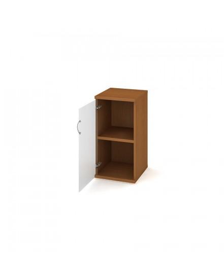 skrin policova dverova 76840cm 5 - Delso - dětský, kancelářský a bytový nábytek