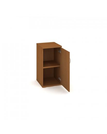 skrin policova dverova 76840cm - Delso - dětský, kancelářský a bytový nábytek