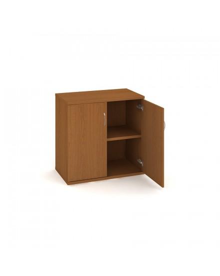 skrin policova dverova 76880cm - Delso - dětský, kancelářský a bytový nábytek