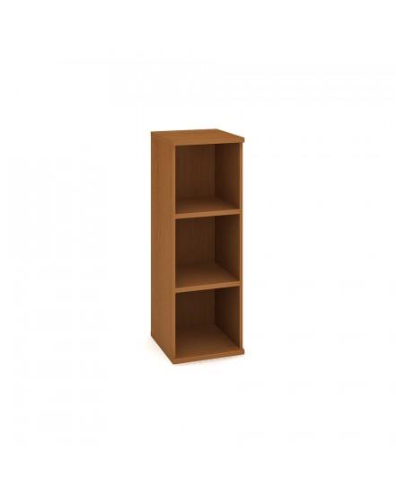 skrin policova otevrena 115240cm - Delso - dětský, kancelářský a bytový nábytek