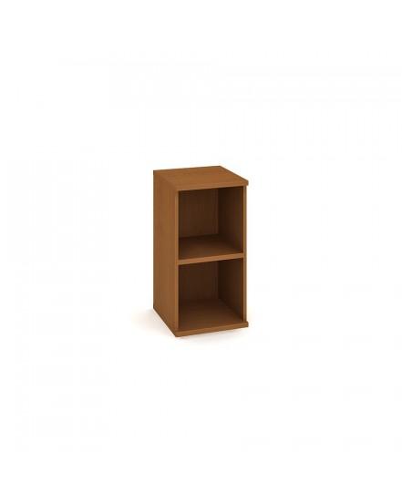 skrin policova otevrena 76840cm - Delso - dětský, kancelářský a bytový nábytek