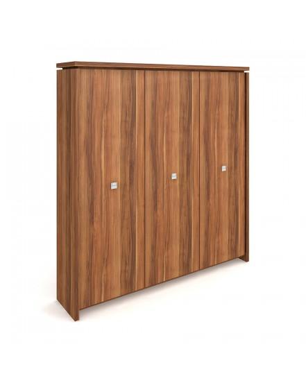 skrin tridverova s vesakem zavrena 1 - Delso - dětský, kancelářský a bytový nábytek