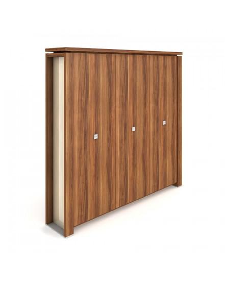 skrin tridverova s vesakem zavrena 3 - Delso - dětský, kancelářský a bytový nábytek
