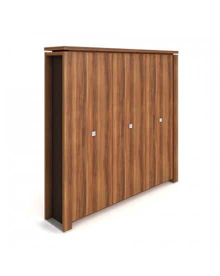 skrin tridverova s vesakem zavrena 5 - Delso - dětský, kancelářský a bytový nábytek