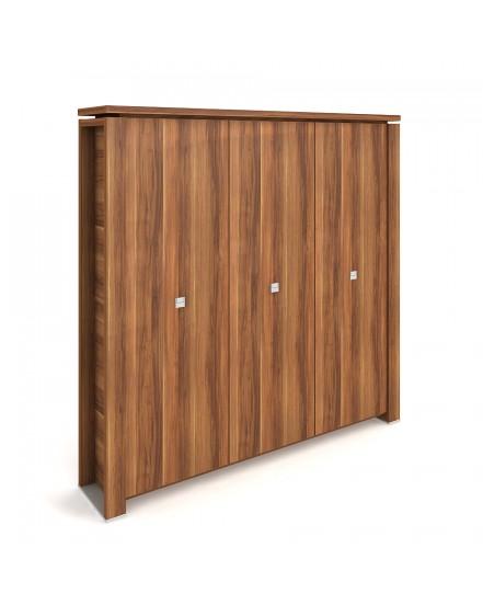 skrin tridverova s vesakem zavrena 7 - Delso - dětský, kancelářský a bytový nábytek