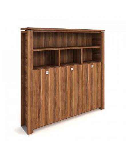 skrin tridverova s vesakem zavrena otevrena 3 - Delso - dětský, kancelářský a bytový nábytek
