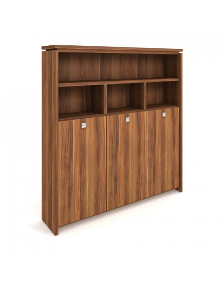 skrin tridverova s vesakem zavrena otevrena - Delso - dětský, kancelářský a bytový nábytek