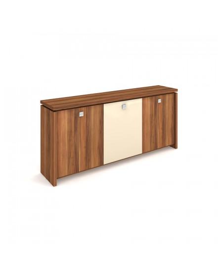 skrin tridverova sklenene dvere 1 - Delso - dětský, kancelářský a bytový nábytek
