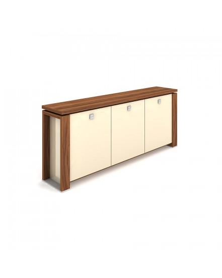 skrin tridverova sklenene dvere 2 - Delso - dětský, kancelářský a bytový nábytek