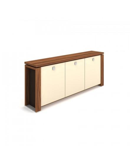 skrin tridverova sklenene dvere 3 - Delso - dětský, kancelářský a bytový nábytek