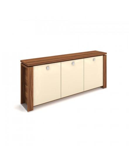 skrin tridverova sklenene dvere 4 - Delso - dětský, kancelářský a bytový nábytek